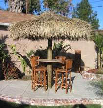 Load image into Gallery viewer, Mexican Palm Thatch Palapa Umbrella Top Cover 7ft - Palapa Umbrella Thatch Company Online