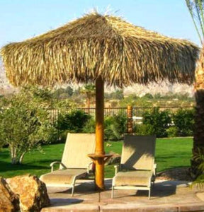 Palapa Umbrella Kit 9ft - Palapa Umbrella Thatch Company Online