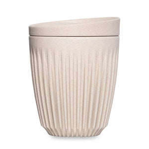 8oz  Single Unit Packaging (Cup and Lid) (Natural)