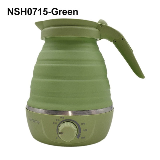 Multifunction Folding Electric Kettle