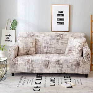Sofa Cover Slipcovers Elastic for Different Shape