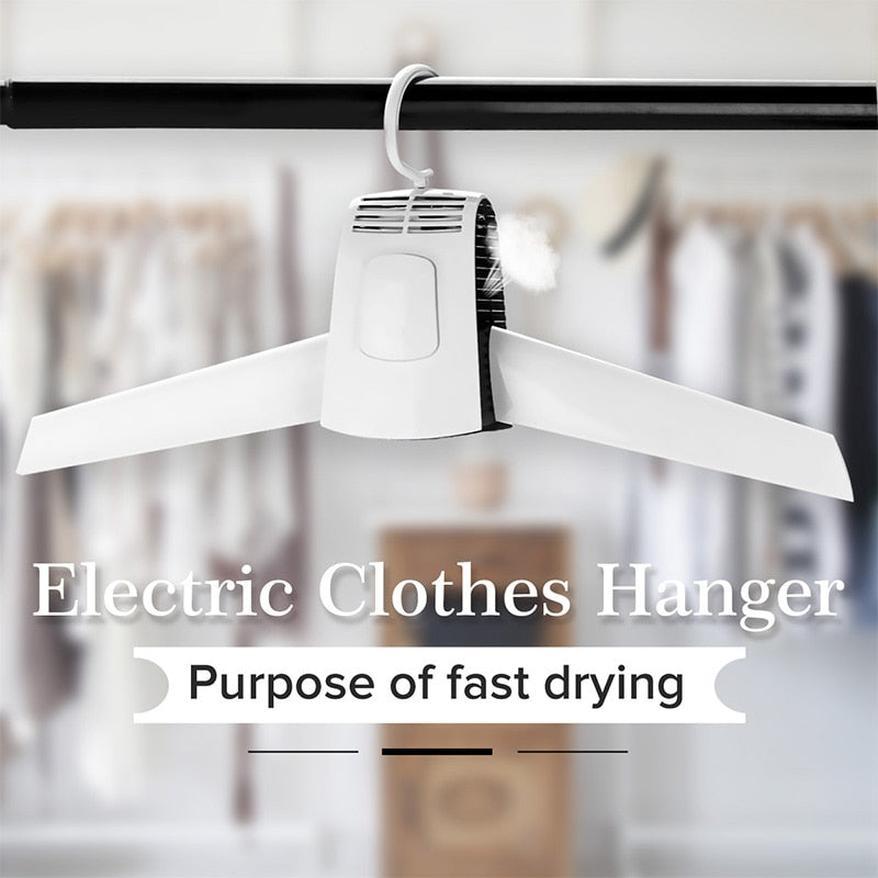 Electric Clothes Hanger Portable Drying Cloth Machine