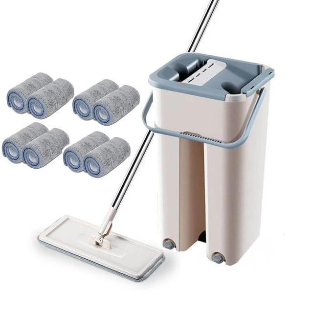 Magic Microfiber Cleaning Mops