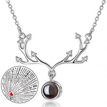 Load image into Gallery viewer, I Love You Necklace 100 Languages
