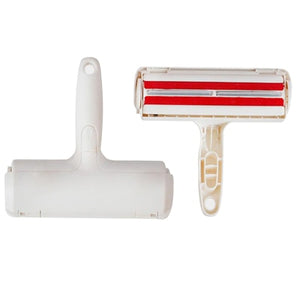 2-Way Pet  Hair Remover Roller Lint