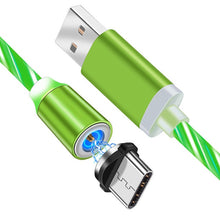 Load image into Gallery viewer, LED Charger Wire Magnetic Cable