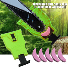 Load image into Gallery viewer, Chainsaw Teeth Sharpener Professional Woodworking