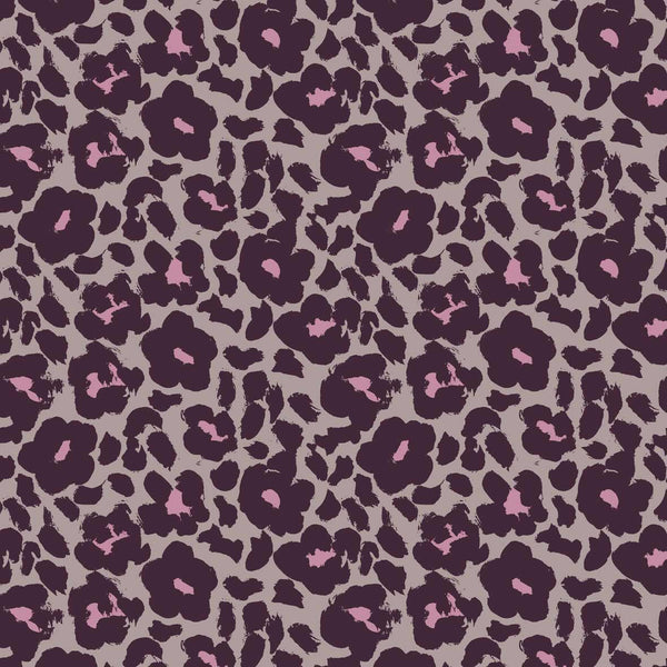 Animalskin Flower Mix flowers surface pattern design available for licensing