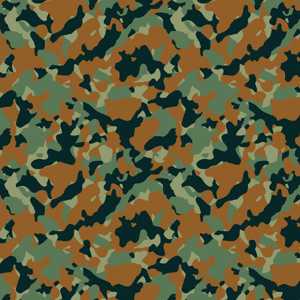 Camo surface pattern design available for licensing