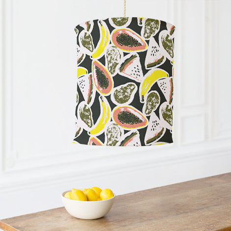 Fruit mix pattern Chandelier Lampshades
