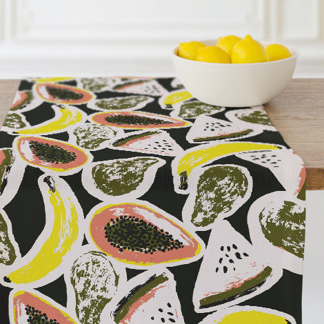 Fruit mix Self Launch Table runners