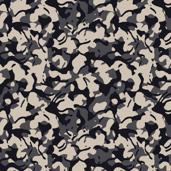 Camouflage desig available for licensing from Susanna Nousiainen Studio