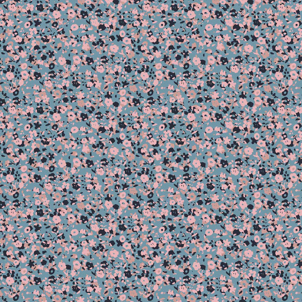 Small Pastel Flowers ditsy seamless flower print