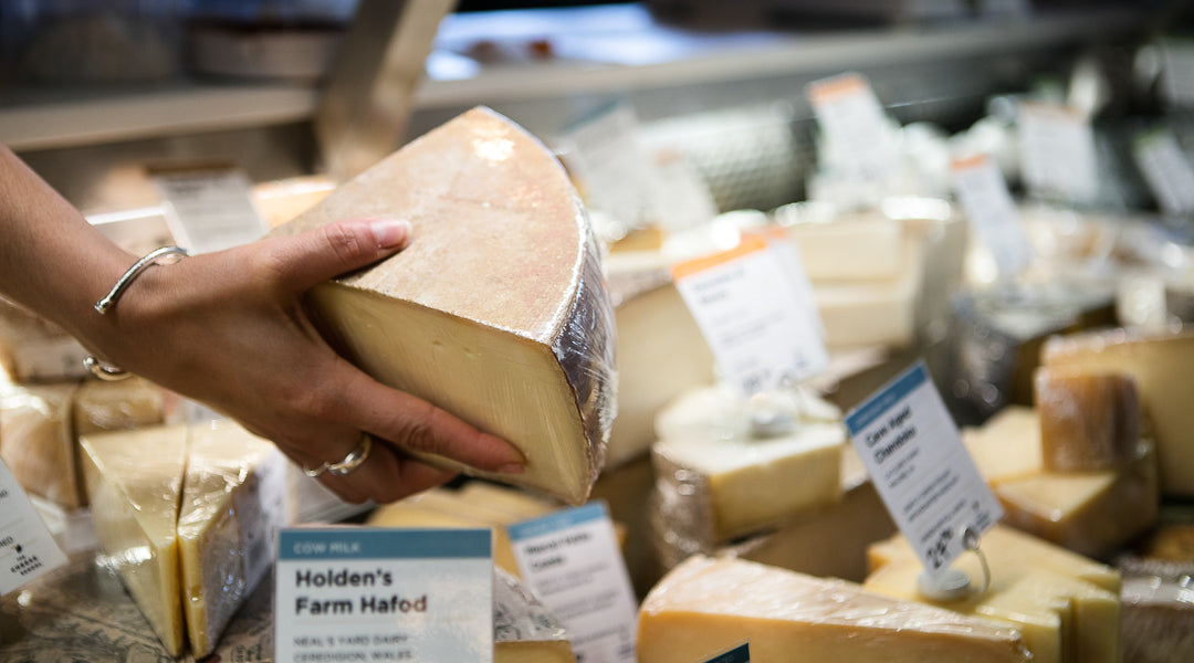 PRESS: COMTÉ NEWS Cheesemonger's Corner