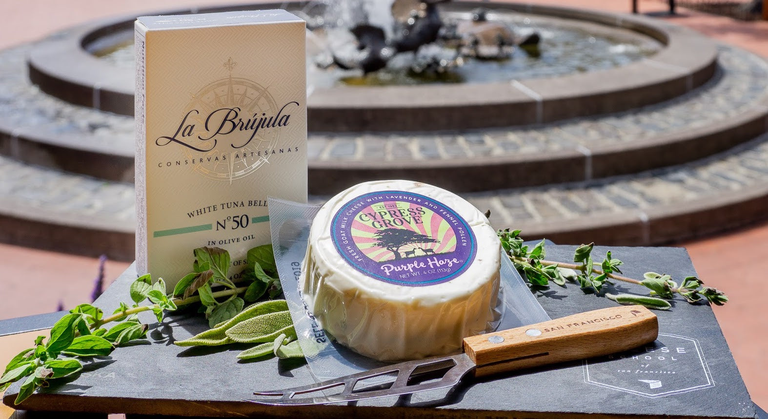 BLOG: In the Spotlight: Fresh Goat's Milk Cheeses