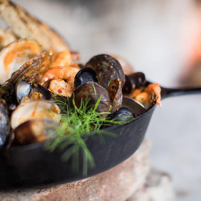 seafood catering and private events by The Cheese School of San Francisco