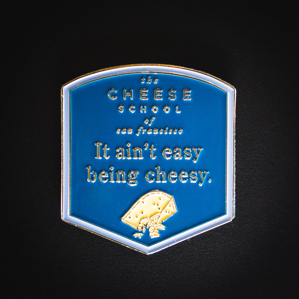 Cheesy Enamel Magnets