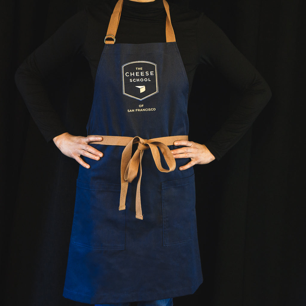The Cheese School <br> Apron