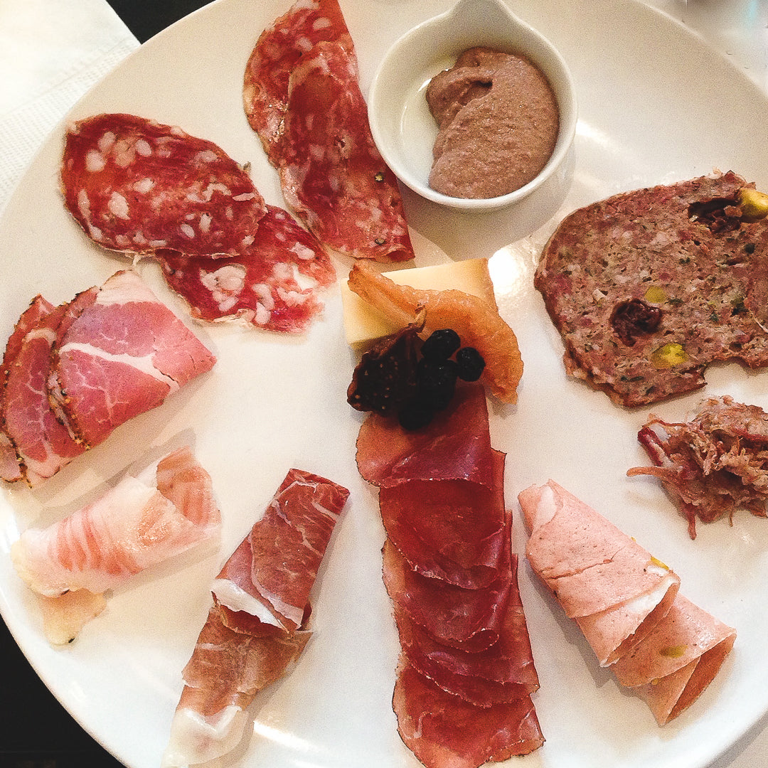 Cheese + Charcuterie <br/> Wed, Mar 20
