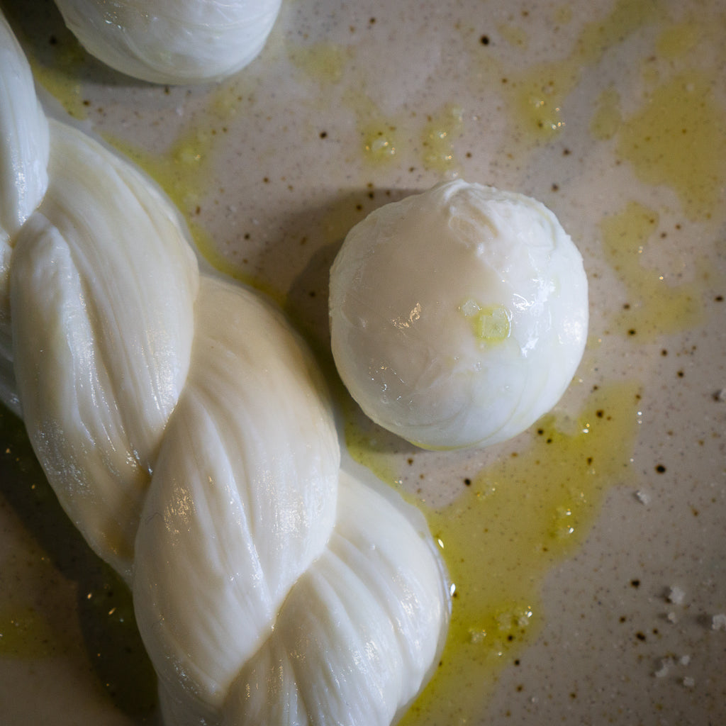 Afterwork Cheesemaking: Mozzarella + Burrata<br/> Mon, Oct 7