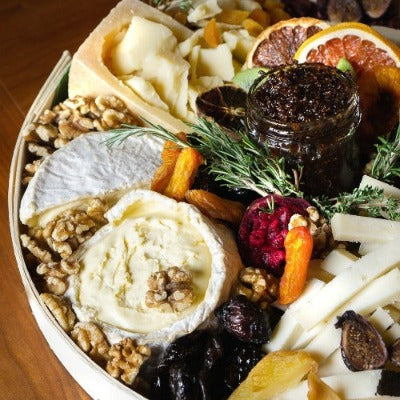 Building the Perfect Cheese Platter <br/> Mon, Nov 11