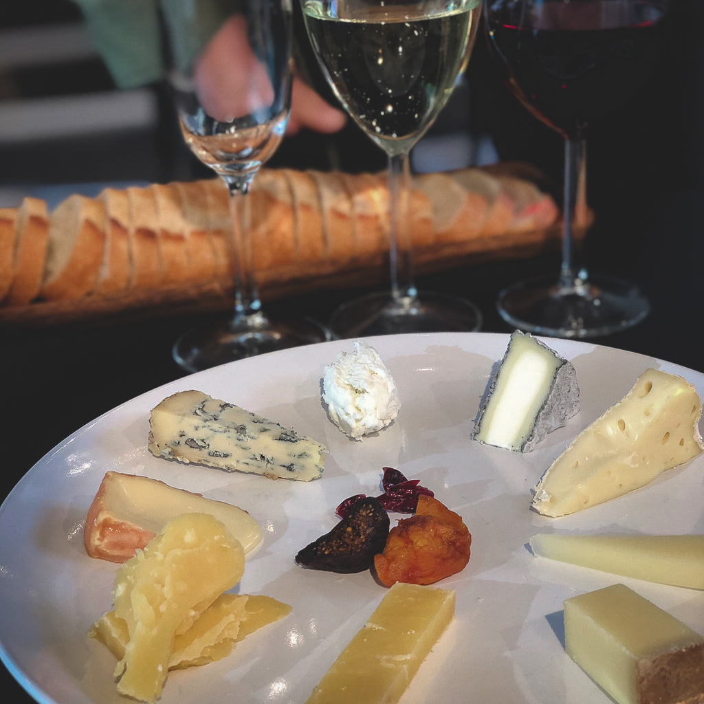 Cheese + Wine 101 <br/> Mon, Dec 23