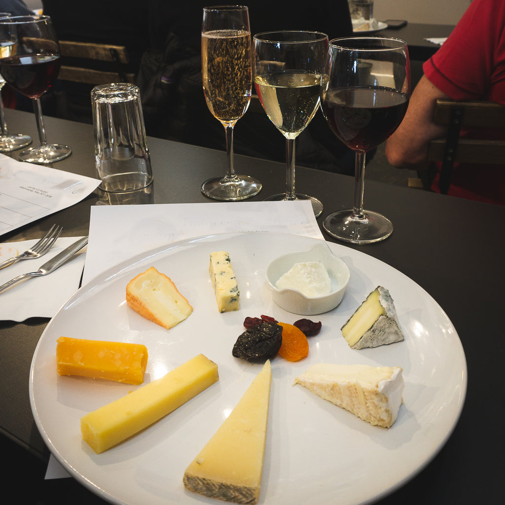 Winter Wine + Cheese <br/> Wed, Feb 20