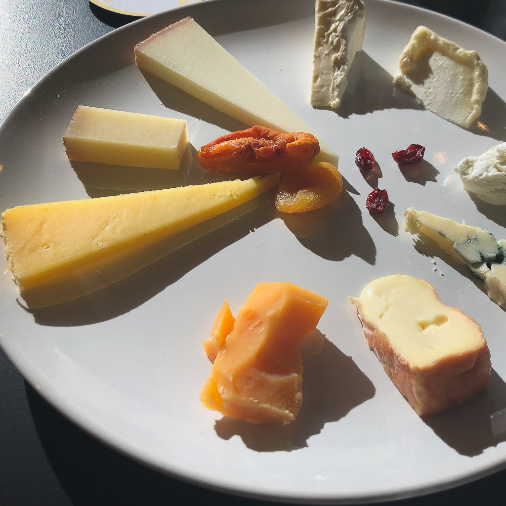 French Cheese 101 <br/> Tue, May 7