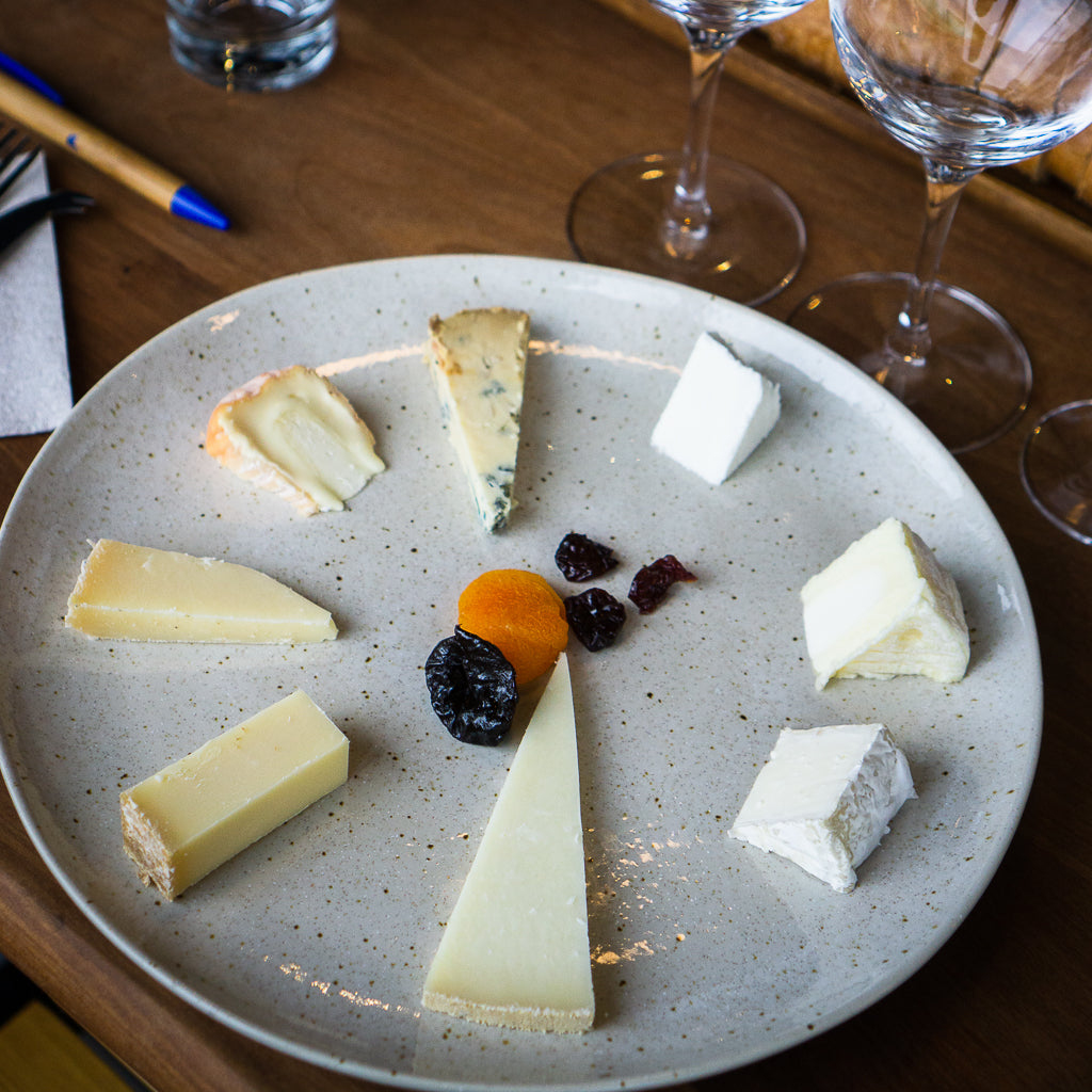 Cheese 101<br/> Wed, Jul 31