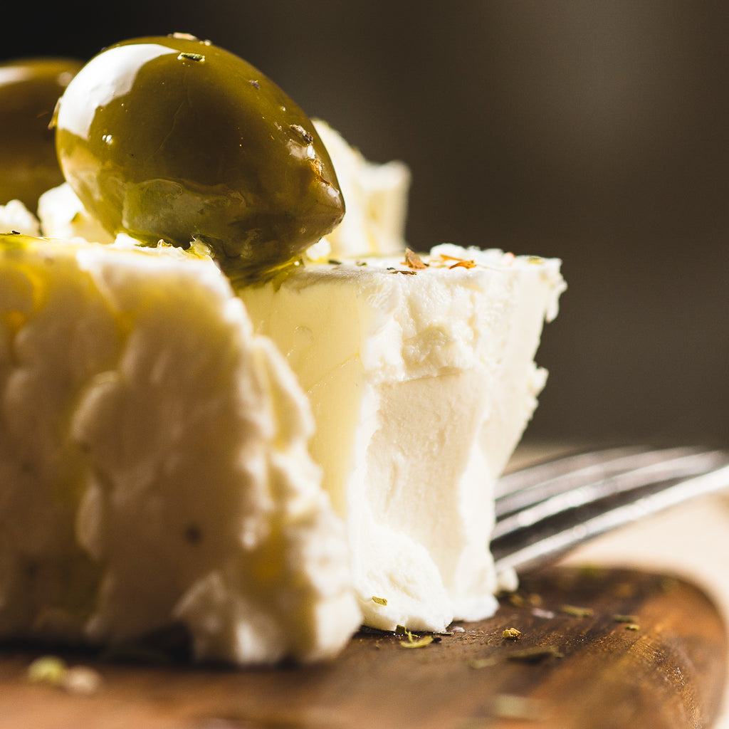 Cheesemaking: Chevre, Ricotta, + Feta<br/> Sun, Oct 20