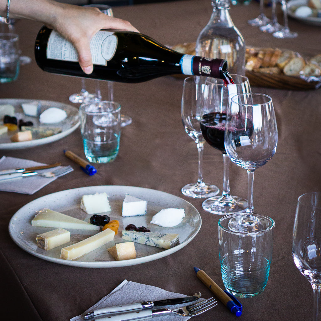 Cheese + Wine 101<br/> Tue, Aug 6