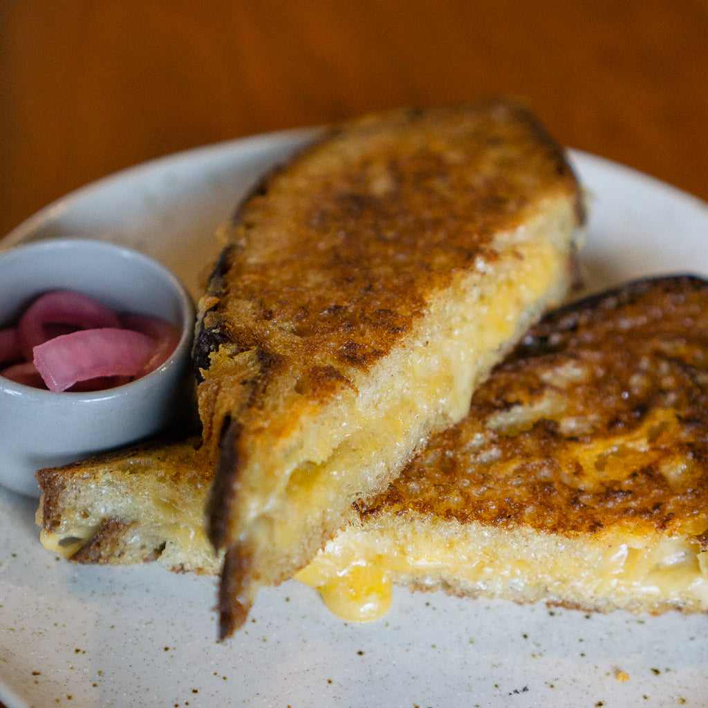 Grilled Cheese, Please!<br/> Wed, Apr 17