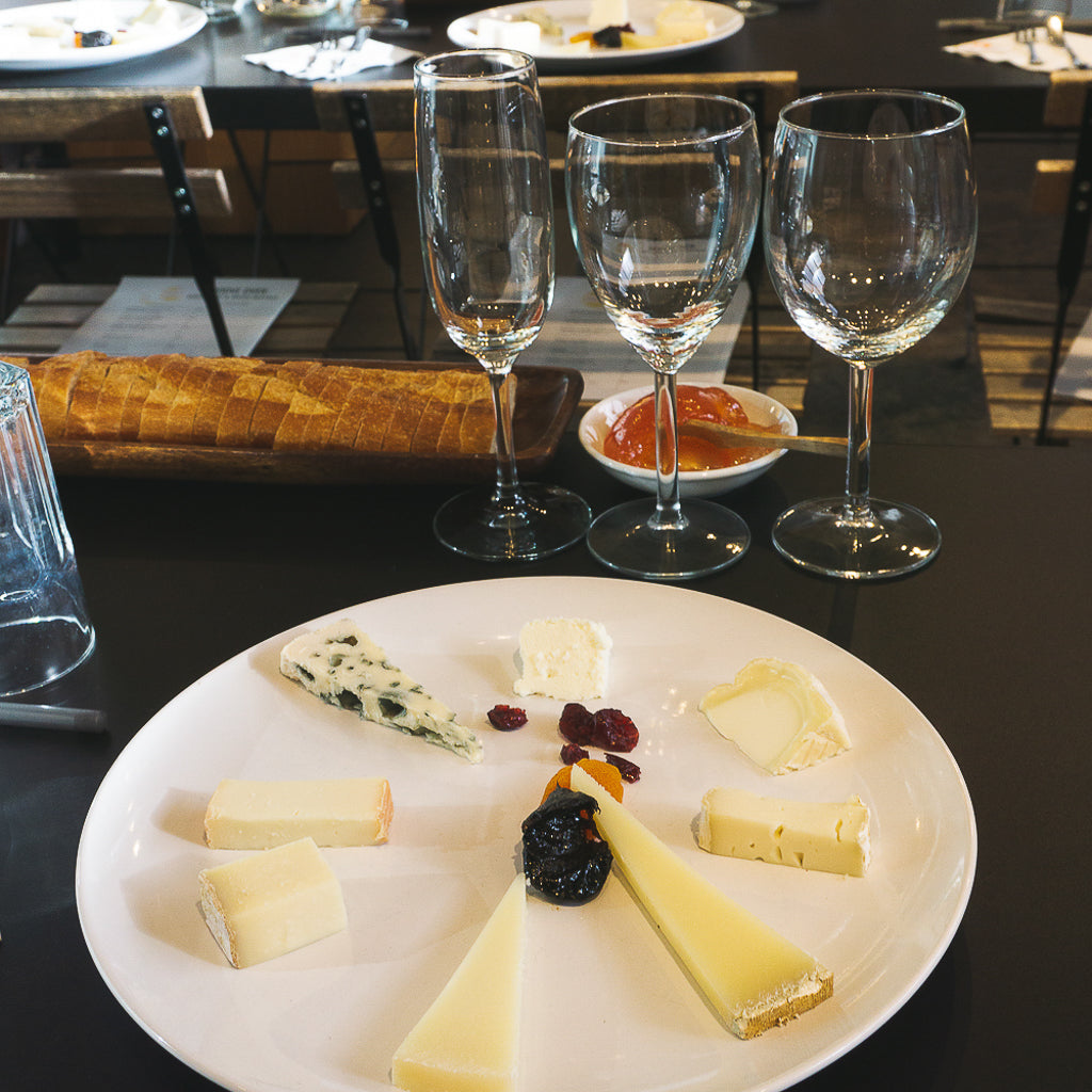 Loire Valley Wine + French Cheese <br/> Tue, Jun 4