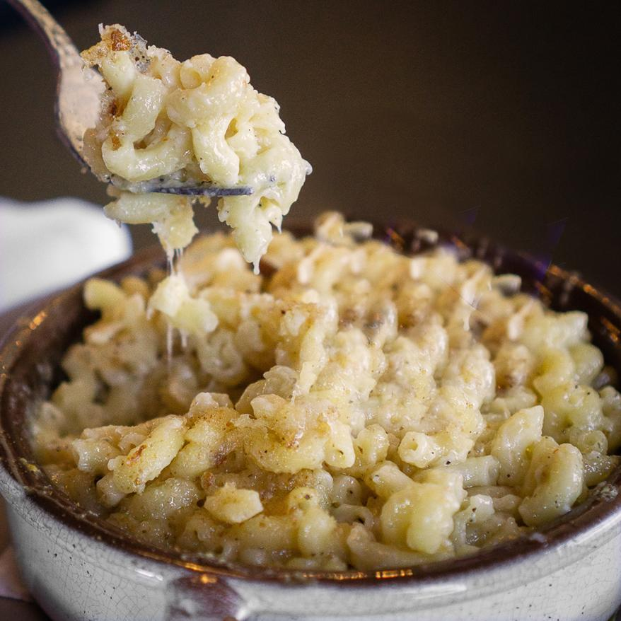 Mac + Cheese, Please! <br/> Wed, Dec 18