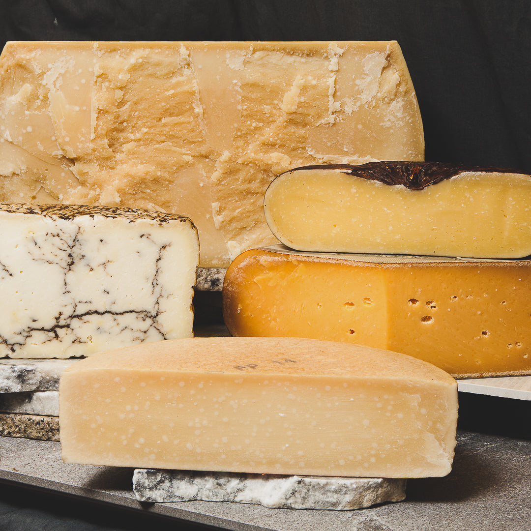 Opening a Cheese Shop by the Numbers<br/>Tues, Apr 9th, 2019
