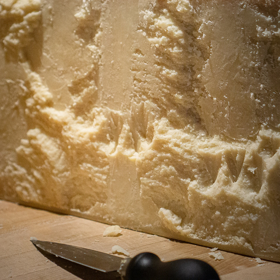 Cheese Dinner: Parmigiano Reggiano <br/> Fri, Dec 13