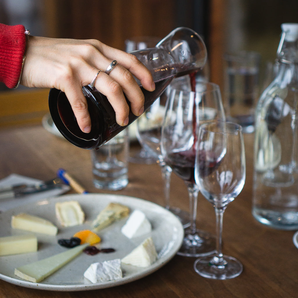 Tasting & Pairing Classes - The Cheese School of San Francisco