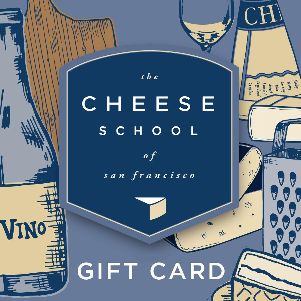 Pre-purchase: a $25 gift cards for our cheese/retail shop & cafe