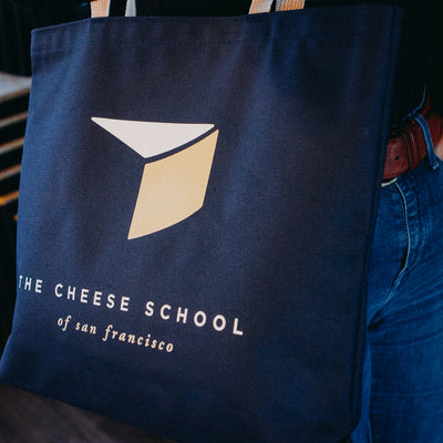 The Cheese School <br> Tote Bag