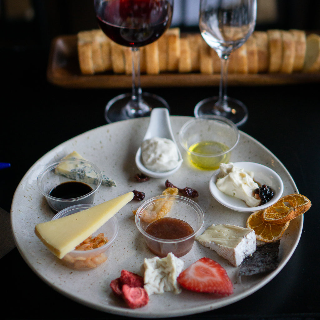 Ultimate Pairings: How to Taste & Pair Cheese<br/>Mon, Jul 22
