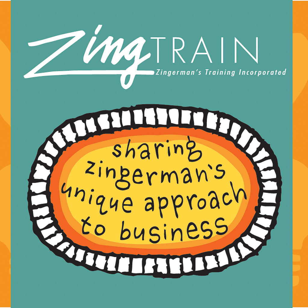 Zingtrain! <br/>Tues, June 4th <br> and Mon, September 16th