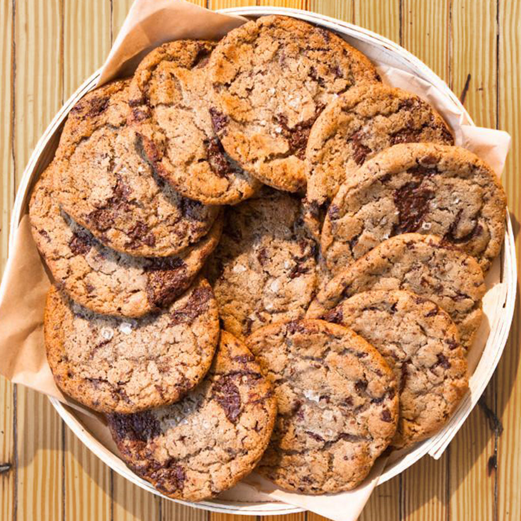 Giant Cookie Platter