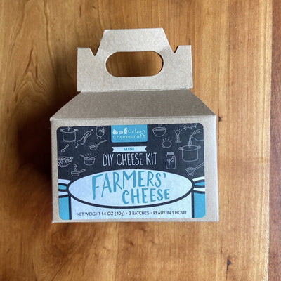 DIY Cheesemaking Kits