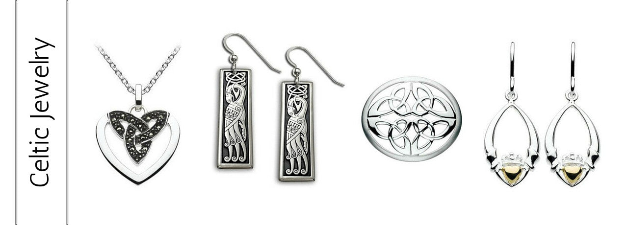 Shop Celtic Jewelry at Portland Mercantile Company