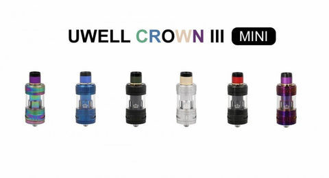 Crown Mini V3 Sub-Ohm Tank by Uwell
