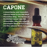 Capone by The Moonshine Vapor Co