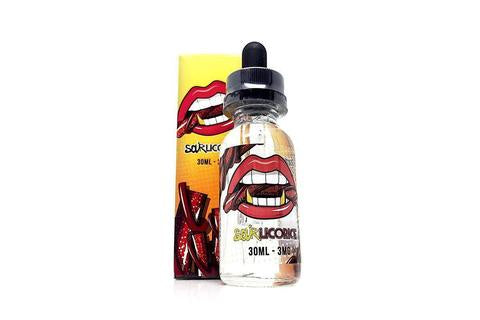 Sour Licorice By Sour Licks