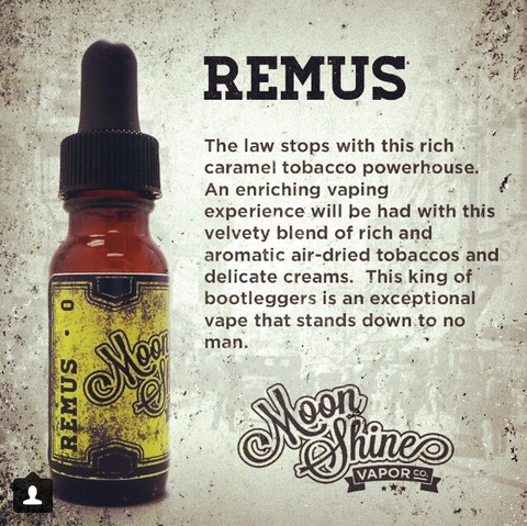 Remus by Moonshine Vapor