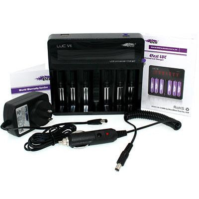Efest Luc6 Charger