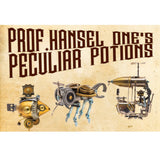 A1 By Prof. Hansel One's Peculiar Potions